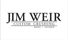 Jim Weir Custom Crushing